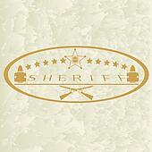 Sheriffs badge-6