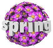 Spring Blossom Growth Renewal Season Change