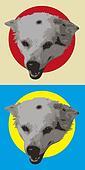 Dog Head Design