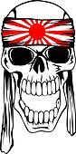 skull kamikaze