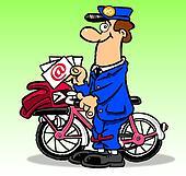 Email mailman