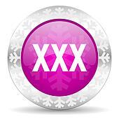 xxx christmas icon