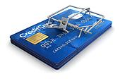 Mousetrap with Credit Cards