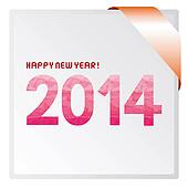 Happy new year 2014 card2