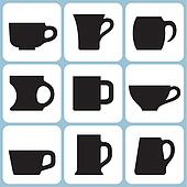Cup and Mug Set