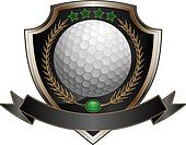 Golf Design Shield