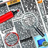 Job Search in Newspaper