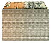 Savings Bond to Fifty Stack