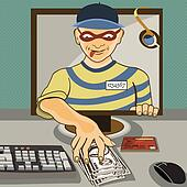 computer thief