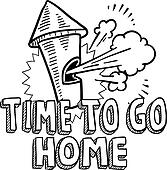 Image result for go home